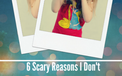 6 Scary Reasons I Don't Share My Kid's Photos Publicly Online